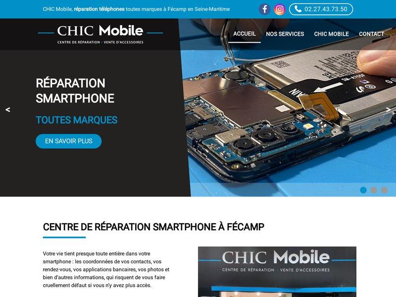 Réparateur téléphone et tablette