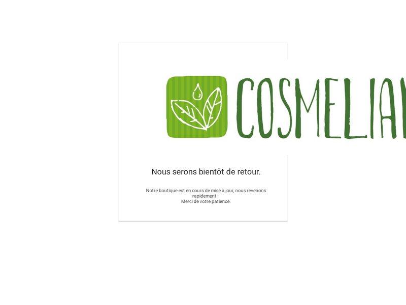 Cosméliane spécialiste de l'huile de pépins de figue de barbarie, anti-age naturel, anti taches brunes