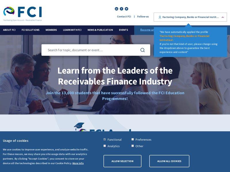 FCI - Education