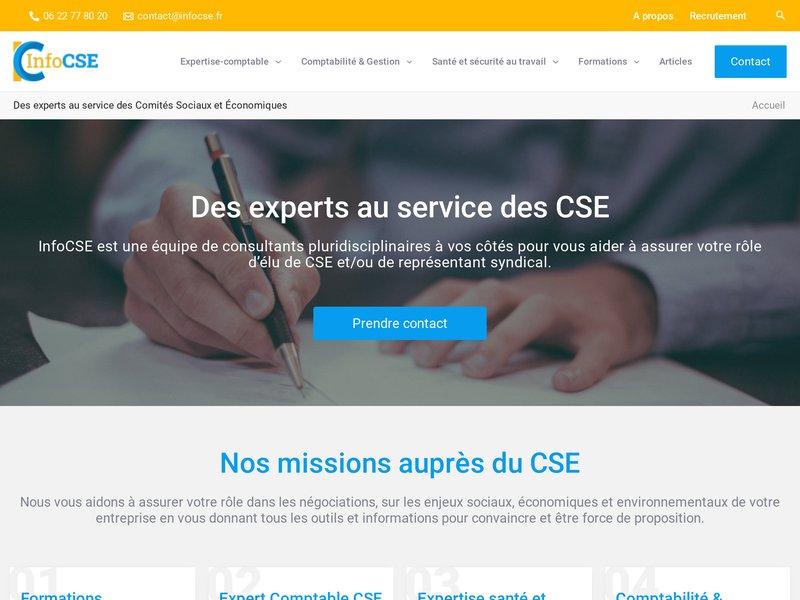 L'expertise du CSE