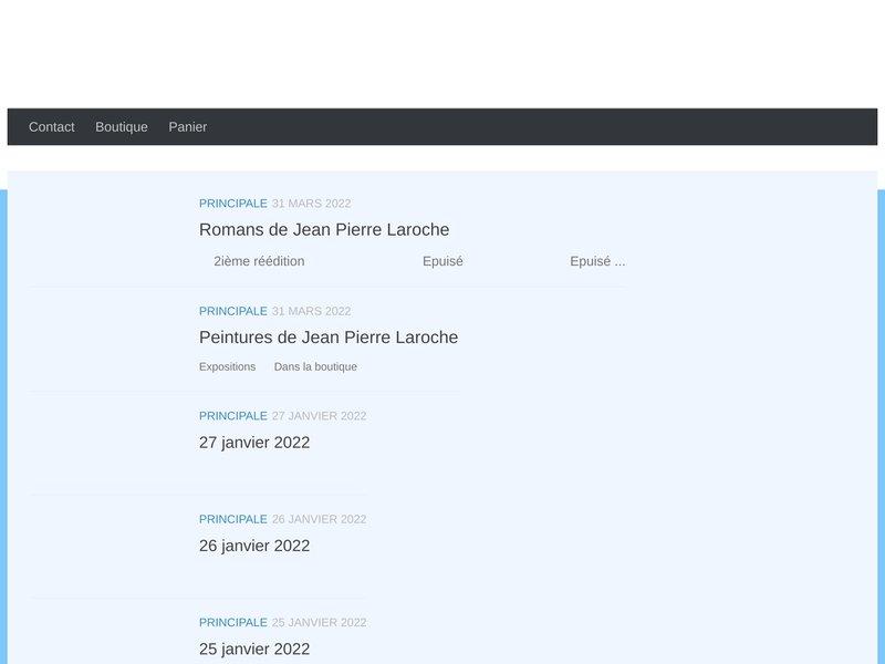 Jeanpierrelaroche.fr