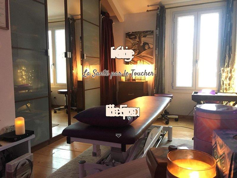 Eulalie Espinosa - Kinesiologie - La Santé par le Toucher - Libération de vos Peurs Inconscientes - Touch for Health
