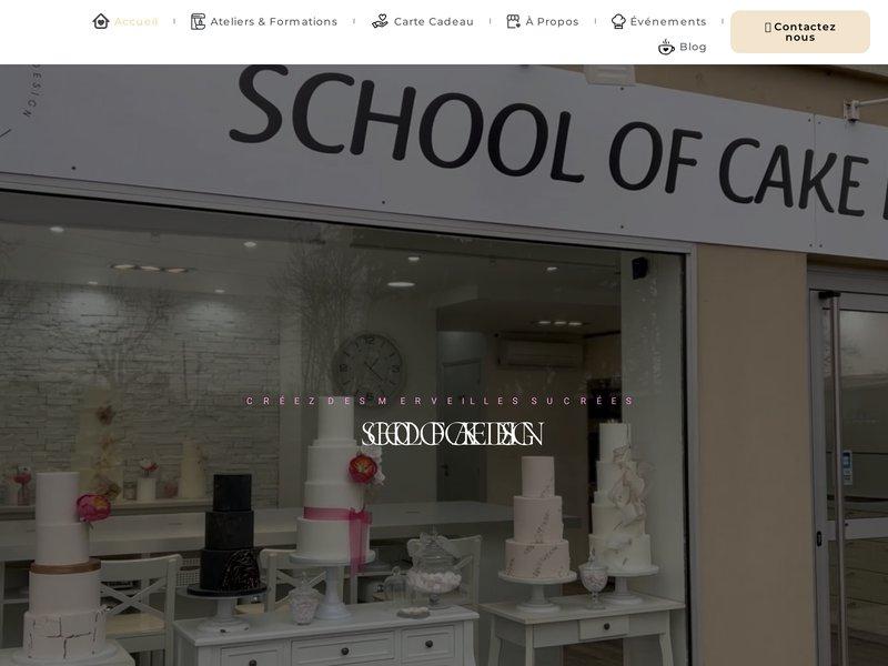 Cake Désign et Atelier
