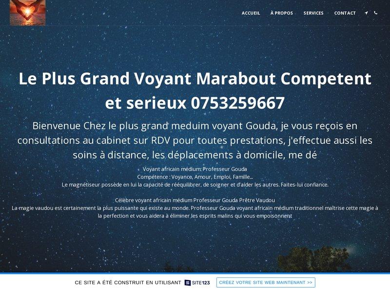 Marabout Africain Lyon