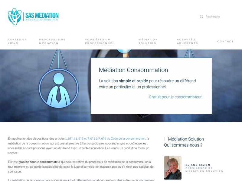 Médiation Consommation