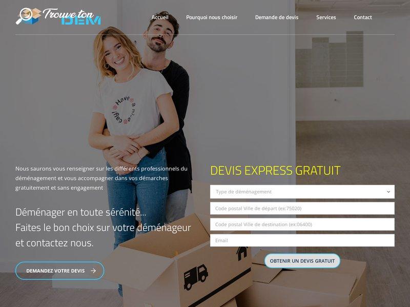 Démémager en france, paris ou en province marseille, lyon,  toulouse, bordeaux. Depuis plus de 12 ans, nous sommes au service de nos clients dans toute la France et l'internationale.