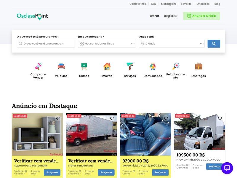 Classificados Grátis - Anúncios Grátis em Alô Negócio