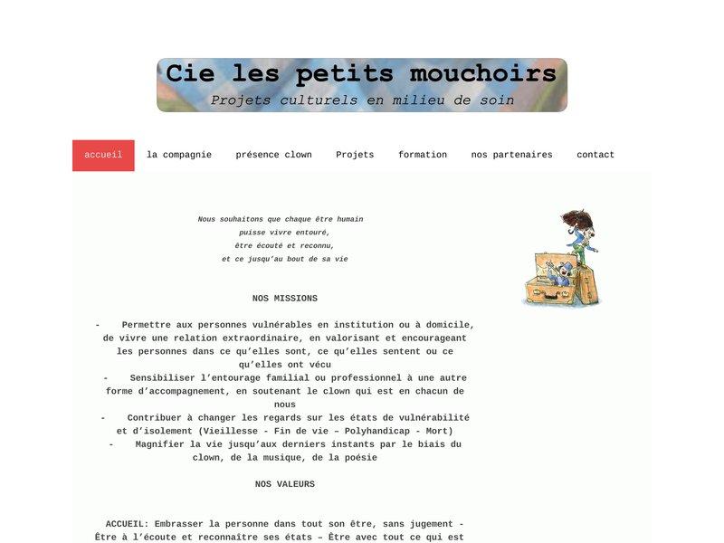 Cie Les Petits Mouchoirs