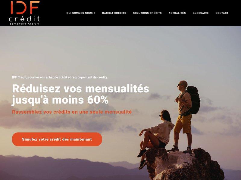 Rachat Crédit Paris, Courtier rachat crédit Paris,