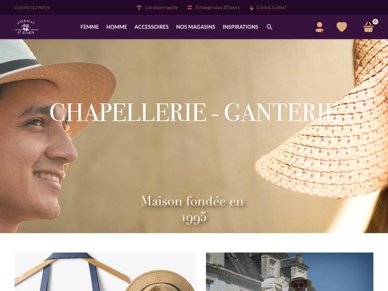 Chapellerie Ganterie avec 7 magasins en France, achat chapeau, casquette, beret, bonnet, gant