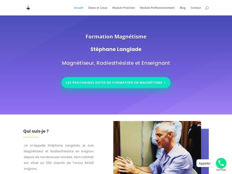 Formation Magnétisme pour devenir Magnétiseur