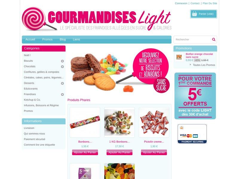 Gourmandises-Light : pour se faire plaisir