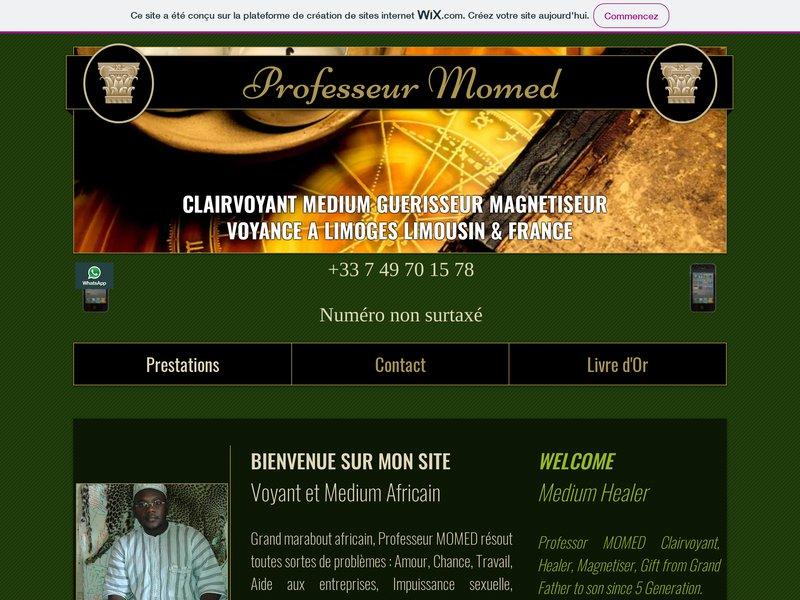 Marabout Africain Guérisseur MOMED à Limoges