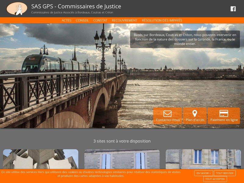 Huissier Bordeaux - Gironde - Dordogne - Charente