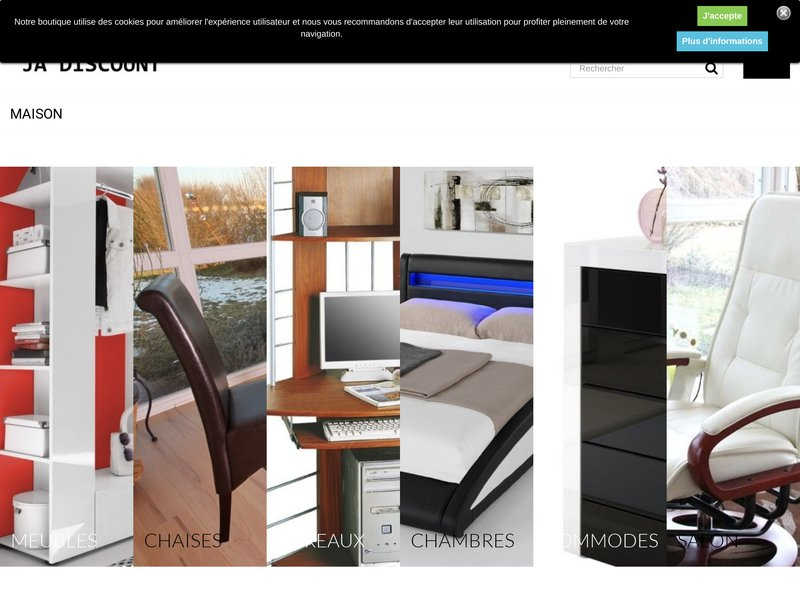 Vente en ligne de meubles pas cher