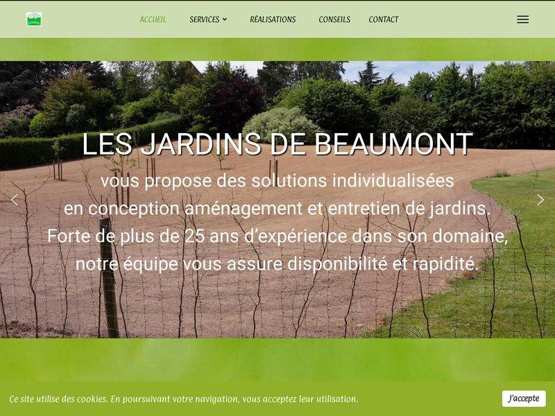 Jardin de Beaumont