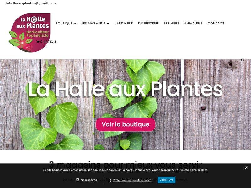 Jardinerie et fleuriste à Nantes, Beaupréau et pornichet