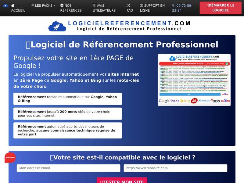 Site Web à Paris