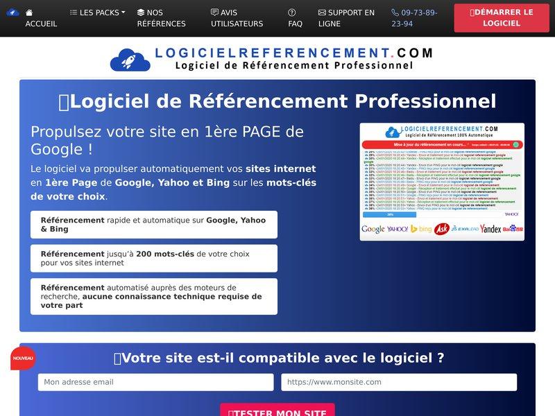 Site Wordpress Vitrine