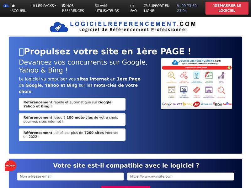 Creation Site Web Professionnel
