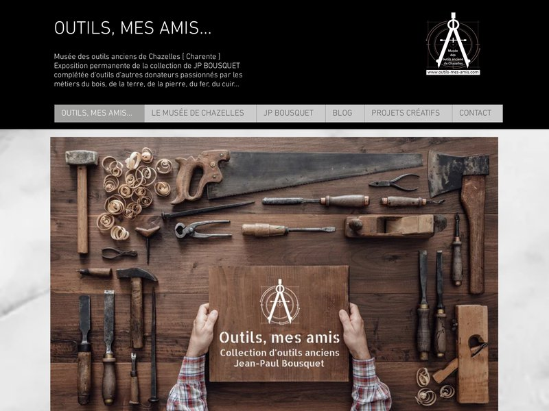 Collection d'outils anciens de Jean-Paul Bousquet