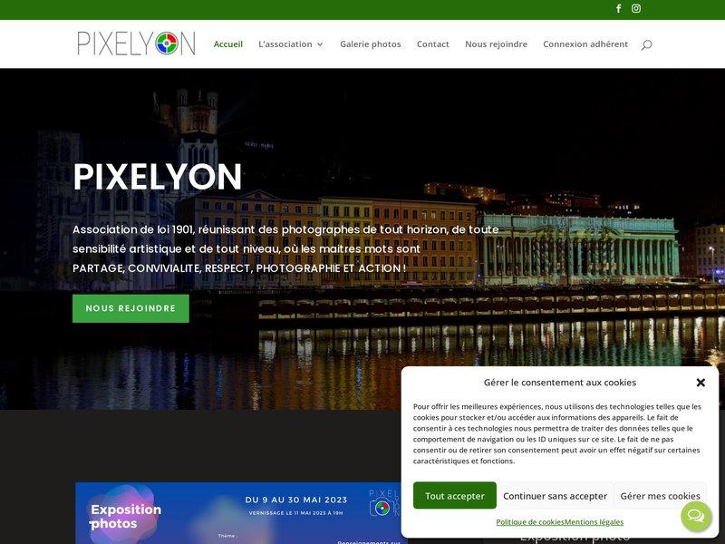 PixeLyon, association de loi 1901, PixeLyon un club photo regroupant des photographes passionnés et qui propose des sorties principalement sur Lyon et sa région, formations, expositions