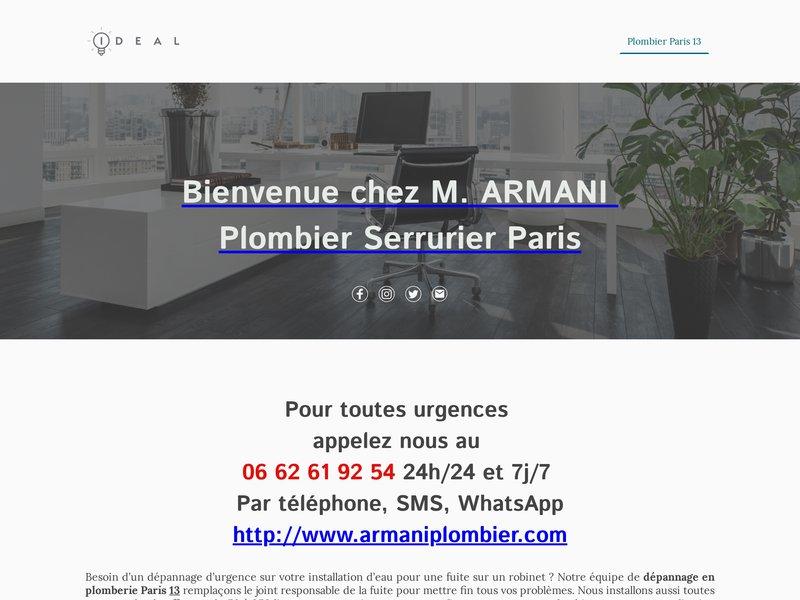 M Leroy plombier - Compagnon de France Plombier Paris 16 - Artisan Plombier