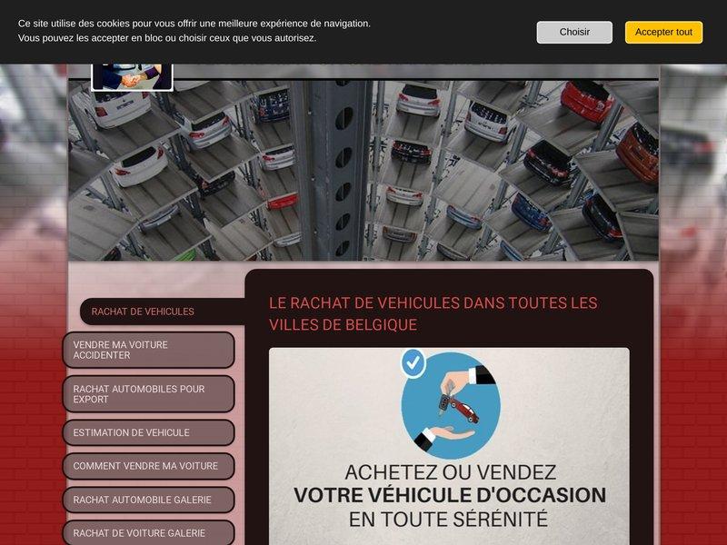 Rachat de véhicules Belgique - Comment vendre ma voiture