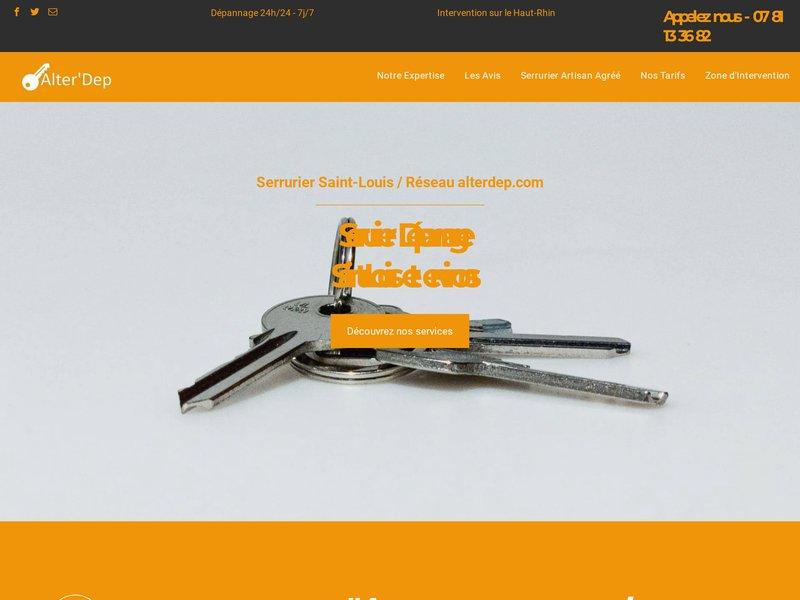 Serrurier Saint-Louis